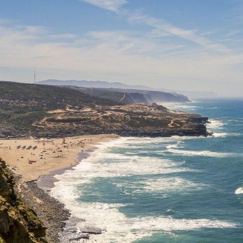 Surfing w Portugalii