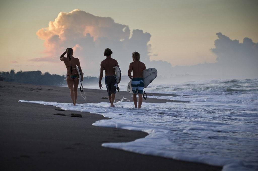 Sunsetsurf